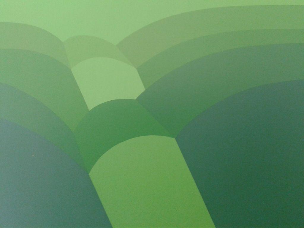Meinaß frühe Werke - Grüne Phase